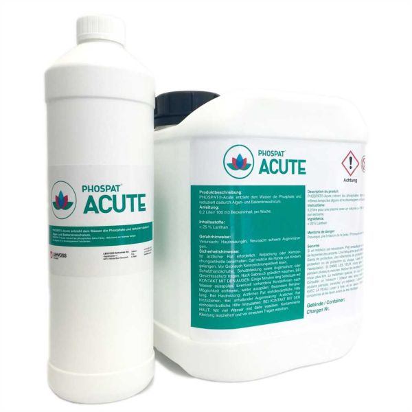 PHOSPAT® Acute - the first aid! 5 l