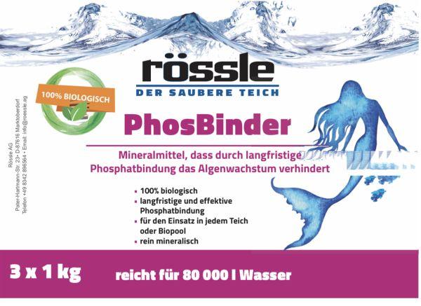 PhosBinder 3 x 1 kg