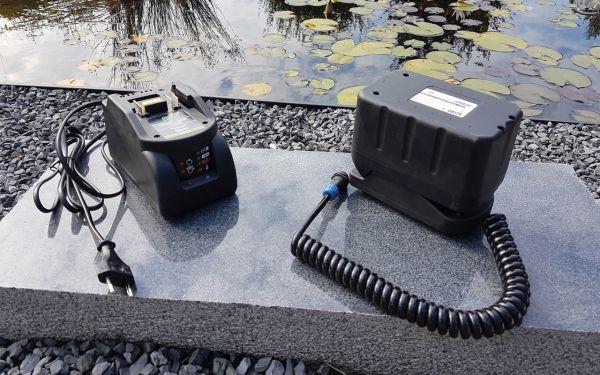 Schnellladegerät für Power Akku