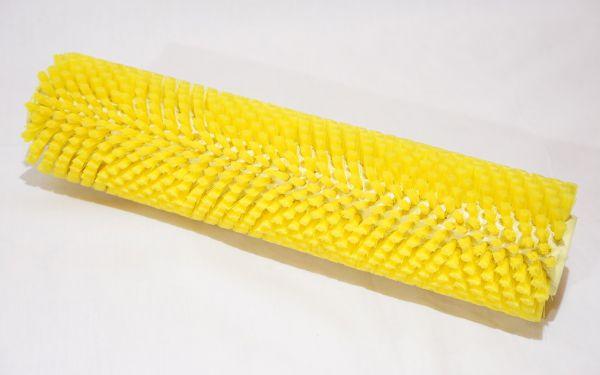 Walzenbürste gelb, weich