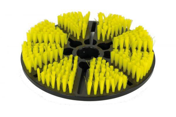 Vacugrip-Bürste gelb für BIBER 22 BÜRSTE