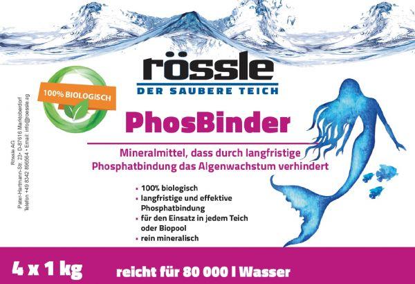 PhosBinder 4 x 1 kg